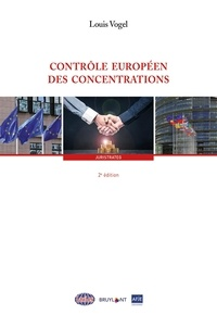 Louis Vogel - Contrôle européen des concentrations.