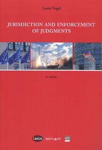 Louis Vogel - Jurisdiction and Enforcement of Judgments.