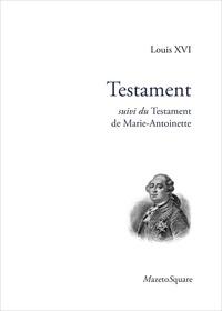 Deedr.fr Testament - Suivi du Testament de Marie-Antoinette Image