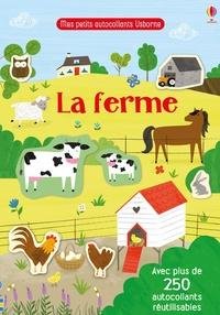 Louisa Boyles - La ferme - Avec plus de 250 autocollants réutilisables.