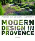 Louisa Jones - Nicole de Vésian Gardens - Modern design in Provence.