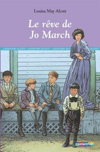 Louisa May Alcott - La grande famille de Jo March.