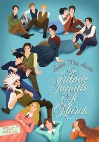 Louisa May Alcott - Les Quatre Filles du docteur March Tome 4 : La grande famille de Jo March.