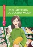 Louisa May Alcott et  Nev - Les quatre filles du docteur March.