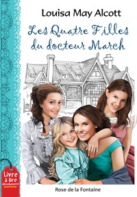 Les quatre filles du docteur March - Louisa May Alcott pdf epub