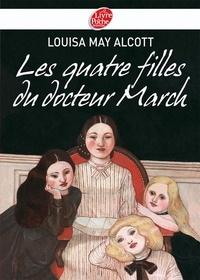 Louisa May Alcott - Les quatres filles du Docteur March - Texte abrégé.