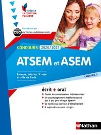Louisa Rebih - ATSEM et ASEM - Concours externe, interne, 3e voie et ville de Paris.
