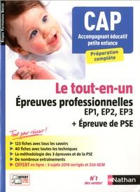 Louisa Rebih - CAP Accompagnant éducatif petite enfance - Epreuves professionnelles EP1, EP2, EP3 + épreuve de PSE.