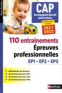 Louisa Rebih - CAP Accompagnant éducatif petite enfance - 110 Entraînements Epreuves professionnelles EP1 EP2 EP3.