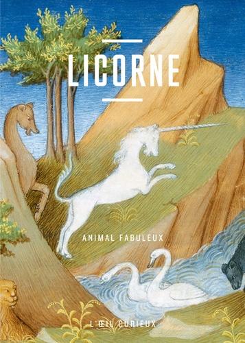Louisa Torres - Licorne - Animal fabuleux.