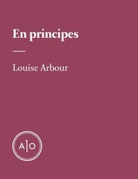 Louise Arbour - En principes: Louise Arbour.