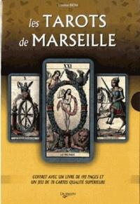 Louise Beni - Les tarots de Marseille - Avec un jeu de 78 cartes.