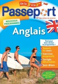 Louise Cazenave-Oaten - Passeport Anglais de la 3e à la 2de.