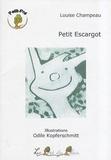 Louise Champeau - Petit escargot.