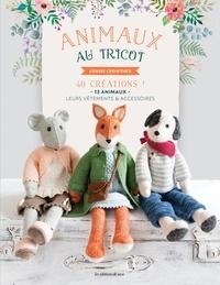 Animaux au tricot - 40 créations! 13 animaux, leurs vêtements & accessoires.pdf