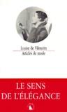 Louise de Vilmorin - .