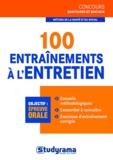 Louise Desfonds - 100 entraînements à l'entretien.