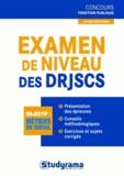 Louise Desfonds - Examen de niveau des DRJSCS.