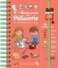 Louise Druet - Le Larousse Junior de la pâtisserie - Des recettes faciles pour les enfants !.