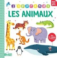 Accentsonline.fr J'apprends les animaux - Avec des volets à soulever Image