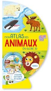 Louise Forshaw - Mon atlas des animaux en globe 3D.
