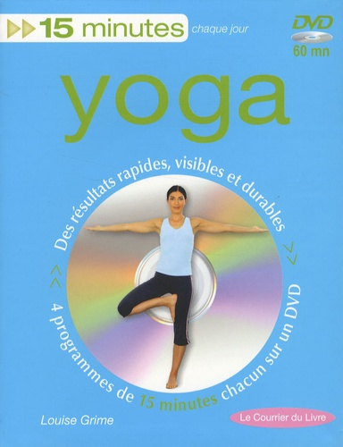 Louise Grime - Yoga. 1 DVD