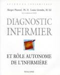 Louise Grondin et Margot Phaneuf - Diagnostic infirmier et rôle autonome de l'infimière - Selon la classification de l'ANADI.
