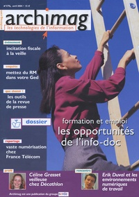 Louise Guerre - Formation et emploi : les opportunités de l'info-doc.
