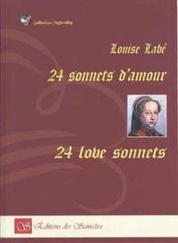 Louise Labé - 24 sonnets d'amour - Edition français-anglais.