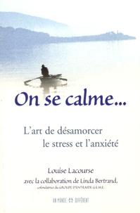 Lesmouchescestlouche.fr On se calme... - L'art de désamorcer le stress et l'anxiété Image