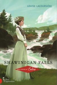 Louise Lacoursière - Shawinigan Falls - Dans l'univers de la Saline.