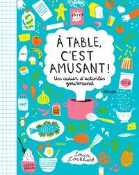 A table, cest amusant! - Un cahier dactivités gourmand.pdf