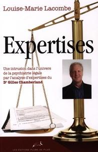Louise-Marie Lacombe - Expertises.