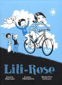 Louise Marsan et Louise Mendoche - Lili-Rose.