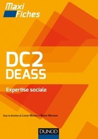 Louise Mirabelle Biheng Martinon et Dalila Maazaoui - DC2 DEASS Expertise sociale - Méthodologie et rédaction du mémoire.
