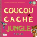 Louise Peltier et Karine Magnetto - Coucou caché jungle. 1 CD audio