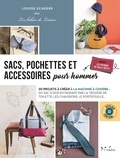 Louise Scheers - Sacs, pochettes et accessoires pour homme.