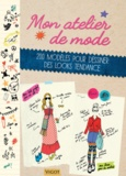 Louise Scott-Smith - Mon atelier de mode.