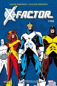 Louise Simonson - X-Factor: L'intégrale 1988 (T03).