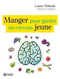 Louise Thibault - Manger pour garder un cerveau jeune.