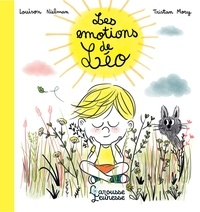Louison Nielman et Tristan Mory - Les émotions de Léo.