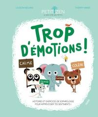 Louison Nielman et Thierry Manès - Trop d'émotions !.