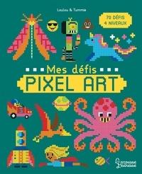 Accentsonline.fr Mes défis Pixel Art Image