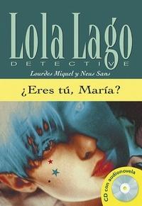 Lourdes Miquel et Neus Sans - Eres tu, Maria ?. 1 CD audio
