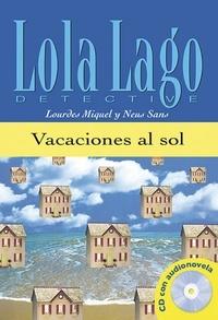 Lourdes Miquel et Neus Sans - Vacaciones al sol. 1 CD audio