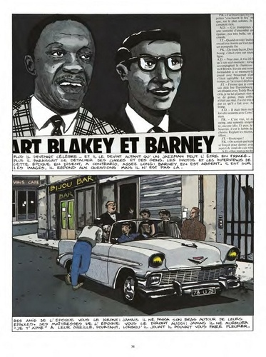 Barney et la note bleue  avec 1 CD audio