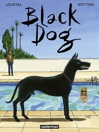 Loustal et Jean-Claude Götting - Black Dog.