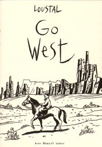 Loustal - Go West.