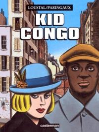 Loustal et  Paringaux - Kid Congo.