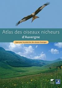 LPO Auvergne - Atlas des oiseaux nicheurs d'Auvergne.